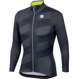 Sportful Moire Thermal Bike Jersey Longsleeve Men grey